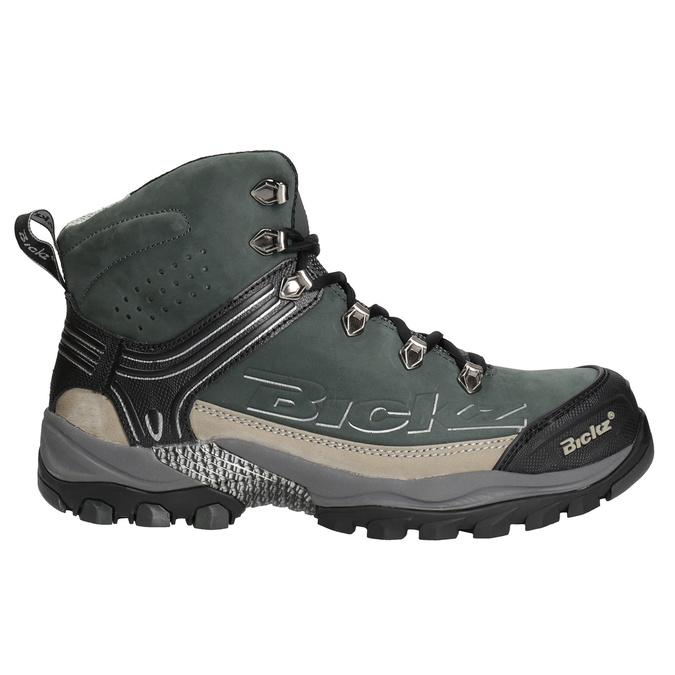 Męskie obuwie robocze Bickz 202 bata-industrials, czarny, 846-6613 - 26