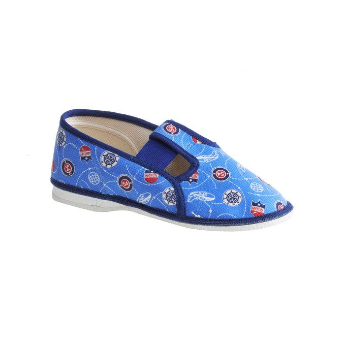 Pantofle dziecięce bata, niebieski, 279-9011 - 13
