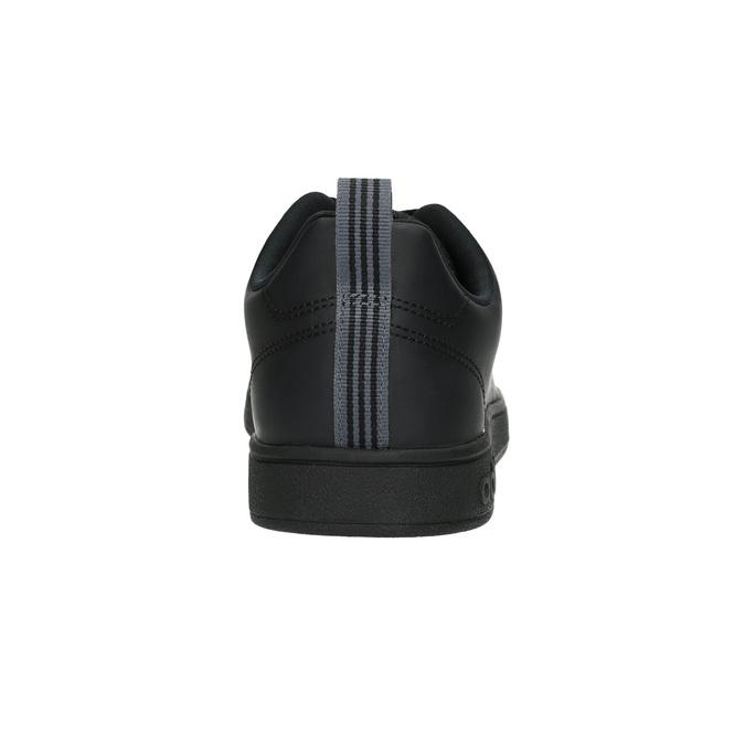 Czarne trampki męskie adidas, czarny, 801-6144 - 17