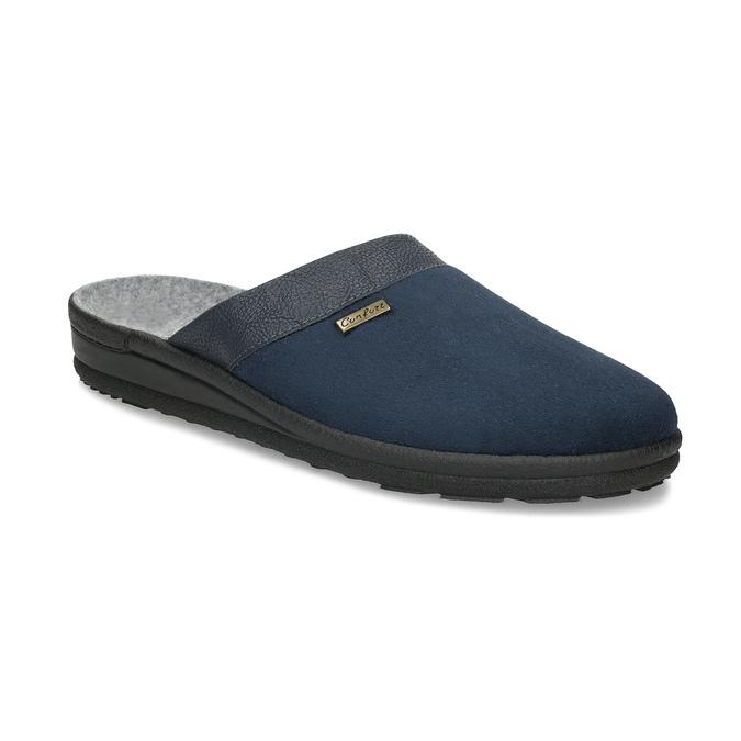 Kapcie męskie bata, niebieski, 879-9600 - 13