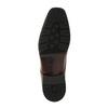 Męskie skórzane półbuty w stylu Derby bata, brązowy, 826-4736 - 26