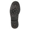Męskie buty zimowe bata, czarny, 896-6640 - 17