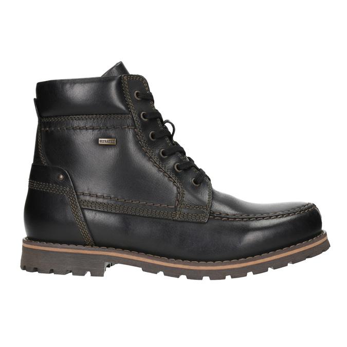 Męskie buty zimowe bata, czarny, 896-6640 - 26