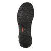 Skórzane trampki męskie merrell, czarny, 806-6836 - 26