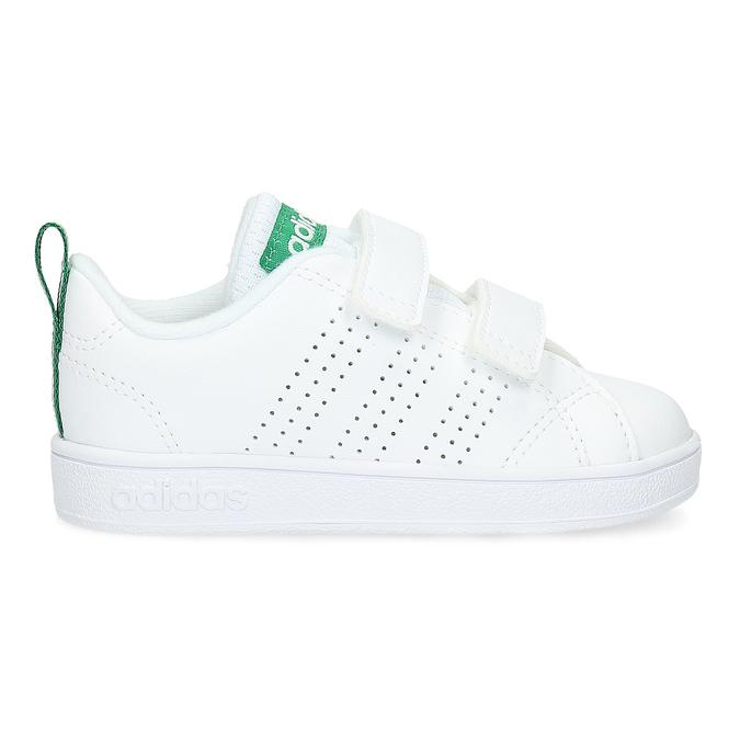 Dziecięce buty sportowe marki Adidas adidas, biały, 101-1233 - 19