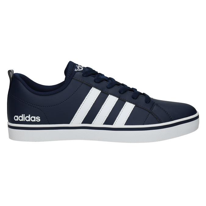 Nieformalne trampki męskie adidas, niebieski, 801-9136 - 15