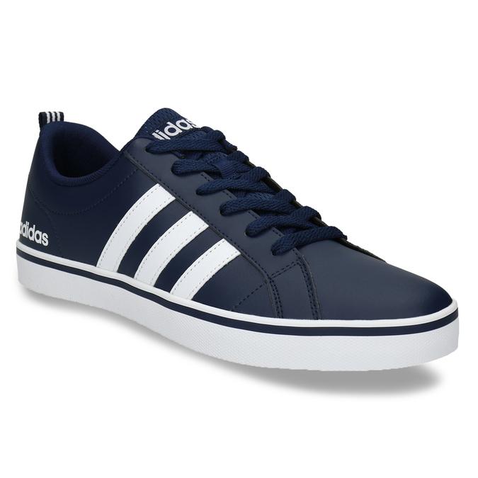 Nieformalne trampki męskie adidas, niebieski, 801-9136 - 13