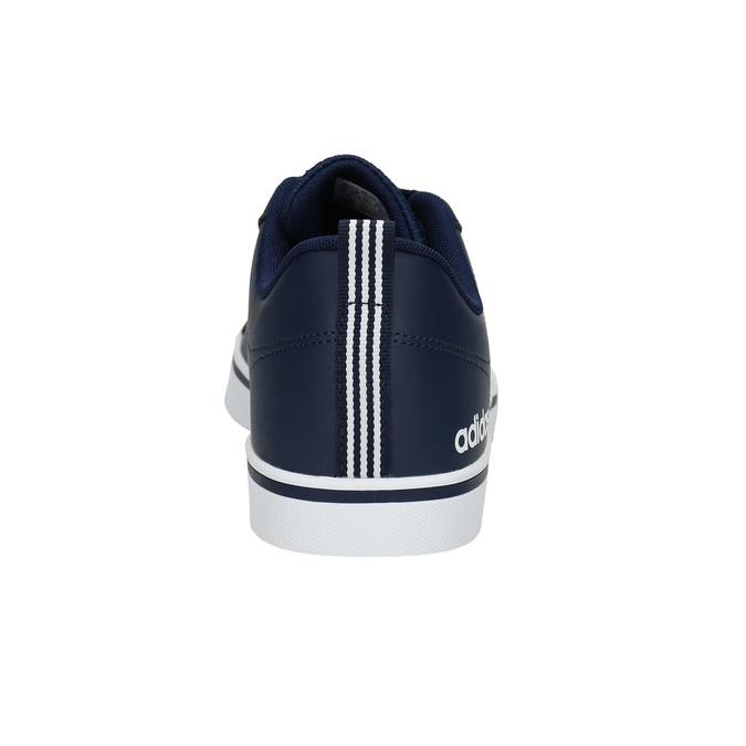 Nieformalne trampki męskie adidas, niebieski, 801-9136 - 17