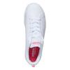 Białe trampki dziecięce adidas, biały, 401-5133 - 19