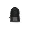 Czarne trampki męskie wsportowym stylu nike, czarny, 809-0557 - 15