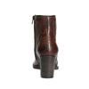 Skórzane botki bata, brązowy, 696-4626 - 17