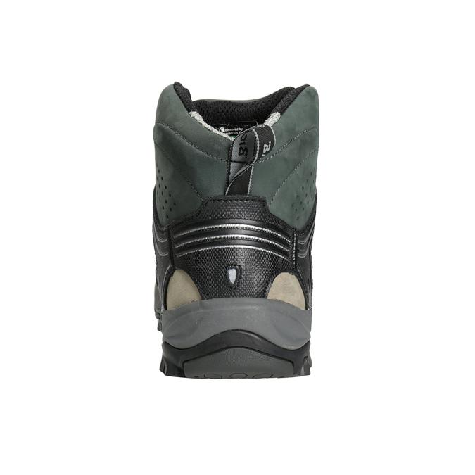 Męskie obuwie robocze Bickz 202 bata-industrials, czarny, 846-6613 - 16