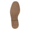 Obuwie męskie za kostkę, zprzeszyciami bata, czarny, 826-6614 - 26