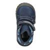 Obuwie za kostkę dla chłopców bubblegummer, niebieski, 111-9618 - 19