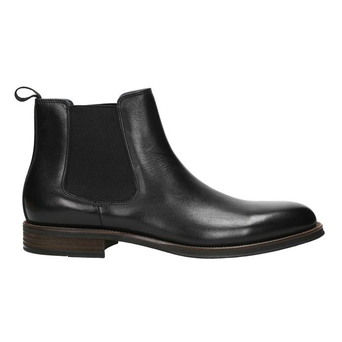 Skórzane obuwie typu Chelsea bata, czarny, 894-6400 - 15