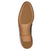 Niebieskie skórzane półbuty bata, niebieski, 826-9680 - 19