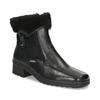 Zimowe buty damskie gabor, czarny, 614-6127 - 13