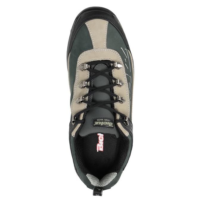Męskie obuwie robocze Bickz 201 bata-industrials, czarny, 846-6801 - 15