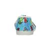 Domowe buty dziecięce w auta bata, niebieski, 279-9105 - 16