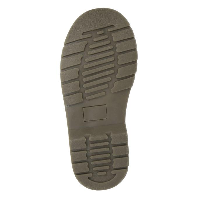 Sznurowane buty dziewczęce w gwiazdki mini-b, różowy, 291-5167 - 17