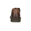 Brązowe nieformalne półbuty ze skóry bata, brązowy, 826-4918 - 15