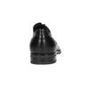 Półbuty męskie typu angielki bata, czarny, 824-6618 - 17