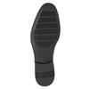 Półbuty męskie typu angielki bata, czarny, 824-6618 - 19