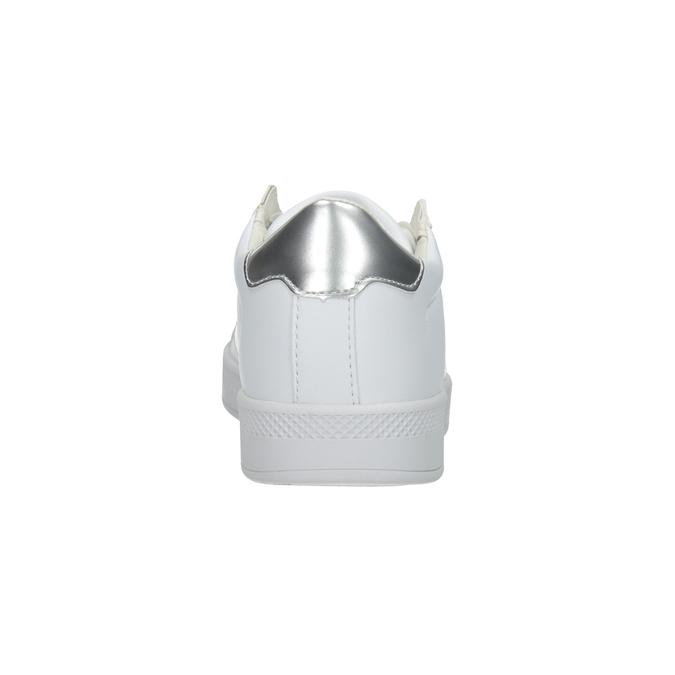 Damskie białe trampki atletico, biały, 501-1171 - 16
