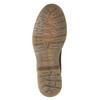 Skórzane obuwie damskie typu chelsea bata, brązowy, 596-3680 - 17
