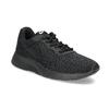 Czarne trampki damskie wsportowym stylu nike, czarny, 509-0157 - 13