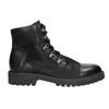 Buty męskie za kostkę bata, czarny, 896-6664 - 15