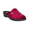 Kapcie damskie bata, czerwony, 579-5620 - 13