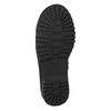 Zimowe buty dziecięce zfuterkiem mini-b, czarny, 399-6655 - 19