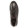 Zimowe skórzane buty męskie comfit, brązowy, 894-4686 - 26