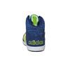 Trampki dziecięce za kostkę adidas, niebieski, 401-9291 - 17