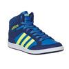 Trampki dziecięce za kostkę adidas, niebieski, 401-9291 - 13