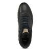 Zimowe trampki męskie bata, czarny, 846-6646 - 17