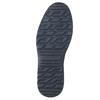 Brązowe zimowe buty ze skóry bata, brązowy, 896-4667 - 19