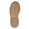 Zimowe buty dziewczęce zdzianiną mini-b, niebieski, 391-9657 - 19