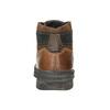 Skórzane zimowe buty męskie bata, brązowy, 896-3681 - 16
