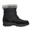 Damskie śniegowce na zimę comfit, czarny, 599-6618 - 15