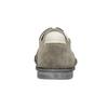 Nieformalne zamszowe półbuty męskie bata, szary, 853-2612 - 16