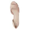 Wyjściowe czółenka zkryształkami bata, różowy, 729-8613 - 17