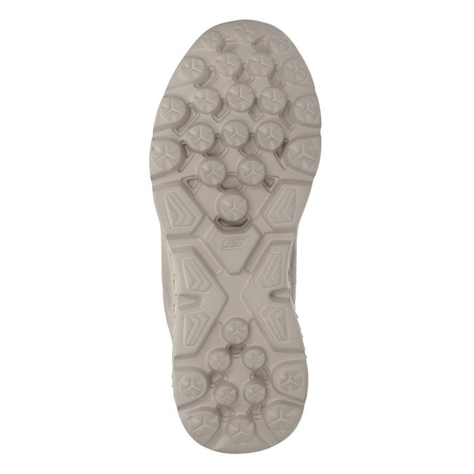 Zamszowe obuwie damskie skechers, 503-3326 - 19