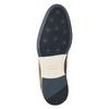 Brązowe skórzane półbuty bata, brązowy, 826-3924 - 17