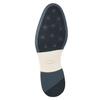 Skórzane półbuty męskie typu angielki bata, niebieski, 826-9924 - 17