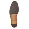 Granatowe skórzane półbuty bata, niebieski, 826-9997 - 17