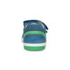 Niebieskie nieformalne trampki dziecięce bubblegummer, niebieski, 111-9625 - 15