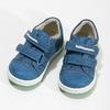 Niebieskie nieformalne trampki dziecięce bubblegummer, niebieski, 111-9625 - 16
