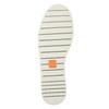 Srebrne skórzane obuwie typu slip-on flexible, 536-1604 - 19